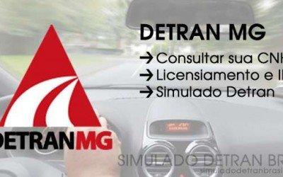 Detran MG – Consultas Online Gratuitas