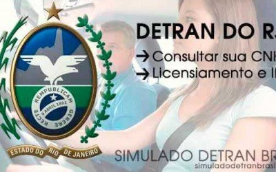 DETRAN RJ – Consultas e Serviços