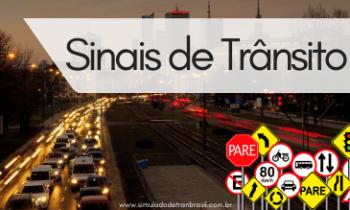 Sinais de Trânsito – Aprenda para que servem e os seus significados
