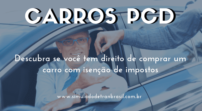 Carros PCD