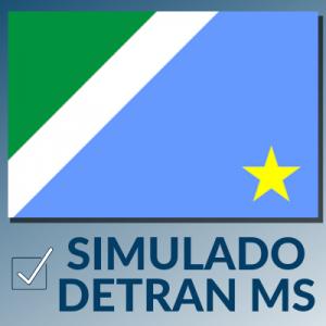 SIMULADO DETRAN MS