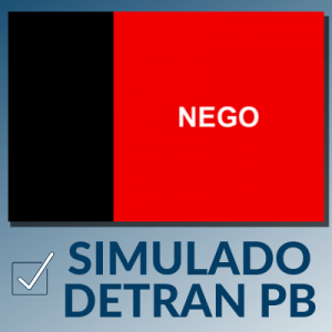 SIMULADO DETRAN PB