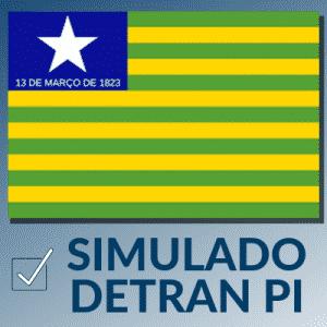 SIMULADO DETRAN PI